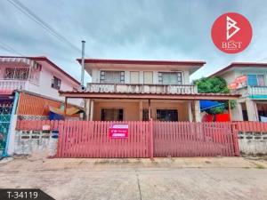 For SaleHouseRama 2, Bang Khun Thian : House for sale, Phra Pin 5, Rama 2, Bang Bon, Bangkok.