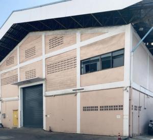 เช่าโกดังนครปฐม พุทธมณฑล ศาลายา : รหัสC4305 ให้เช่าโกดังพร้อมสำนักงาน พื้นที่สีม่วง ถนนพุทธมณฑลสาย4 ใกล้ถนนอักษะ