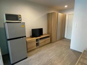 For RentCondoRama9, RCA, Petchaburi : Best Price 10,000THB/month!! Supalai Park Asoke - Ratchada for rent Studio room 1 bathroom 34 sq.m. fl.4 Fully furnished, Ready move in near MRT Rama 9