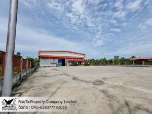 For RentWarehouseHatyai Songkhla : For rent, warehouse, old consulate warehouse, 2,800 sq.m., cheap price
