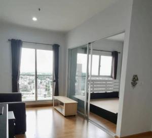 For RentCondoBang kae, Phetkasem : C308 For rent, The Parkland Petchkasem, opposite The Mall Bang Khae (sun side, size 31 sq.m., Building B, 15th floor)