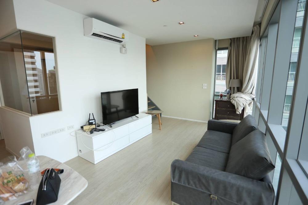 For RentCondoSukhumvit, Asoke, Thonglor : 🔥🔥The Room Sukhumvit 21🔥🔥 For Rent 2 Bedroom 2 Bathroom 98 Sq.m