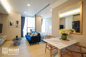 เช่าคอนโดคลองเตย กล้วยน้ำไท : W001_P 💖Wyndham Residence Asoke💖 **ห้องสวยมาก แต่งครบ เข้าอยู่ได้ทันที**