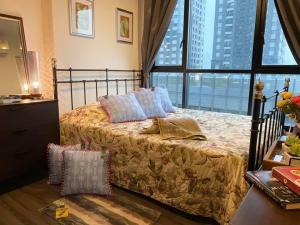 For RentCondoOnnut, Udomsuk : Condo for rent, The Base Park East Sukhumvit 77 BA21_07_158_05, beautiful room, furniture, complete electrical appliances. Ready to move in, price 12,499 baht