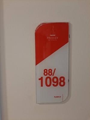 เช่าคอนโดบางแค เพชรเกษม : ปล่อยเช่า ห้องใหม่ป้ายแดง เครื่องใช้ไฟฟ้าครบชั้น 27 ขนาด 34 ตร.ม. ราคาเช่า 10,000 บาท