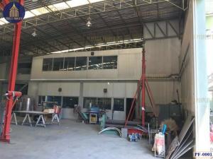 For SaleFactoryRangsit, Patumtani : Factory with housing next to Lam Luk Ka Road