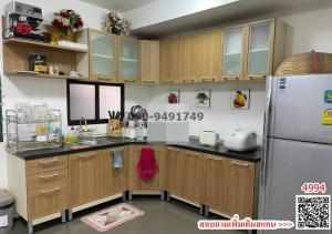 For RentTownhouseKaset Nawamin,Ladplakao : Rent 3-storey townhome Areeya To be Kaset-Nawamin Areeya To be