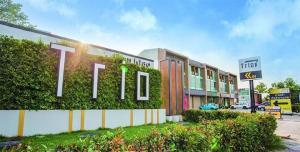 For SaleTownhouseRamkhamhaeng,Min Buri, Romklao : For Sale New townhome for sale, Trio Romklao, Trio Romklao, 3-storey townhome, TRIPLEX type, ready to move in.