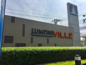For RentCondoBang kae, Phetkasem : Condo for rent Lumpini Ville Ratchaphruek-Bangwaek electrical appliances Fully furnished, free Wi-Fi