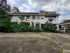 For SaleHouseOnnut, Udomsuk : Single house built by myself, Phra Khanong, near BTS Sukhumvit Road.