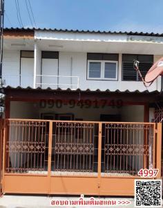 For RentTownhouseKaset Nawamin,Ladplakao : 2 storey townhouse for rent, Prasert Manukit Road. (Kaset-Nawamin) same alley as Nawamin City Avenue ( Prasert Manukit 27)