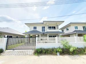 ขายบ้านเชียงใหม่ : CSRP100224 บ้านเดี่ยวสองชั้น 3  ห้องนอน 3 ห้องน้ำ  เนื้อที่ 59.7 ตรว.