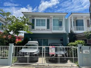 For SaleHouseSamrong, Samut Prakan : Urgent sale Villaggio Bangna - Thepharak.
