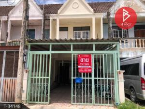 For SaleTownhouseCha-am Phetchaburi : Townhouse for sale, 2 floors, area of 21 square meters, Cha-am, Phetchaburi.