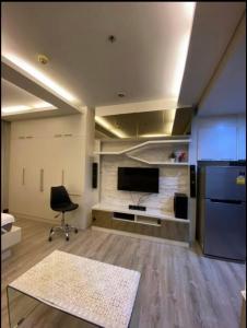 For RentCondoRama9, RCA, Petchaburi : Supalai Premiere @ Asoke for rent Studio room 28 sq.m. fl.8 Fully furnished, Ready move in near MRT Phetchaburi