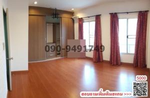 For RentTownhouseKaset Nawamin,Ladplakao : Townhome for rent Baan Klang Muang Swiss Town Kaset-Nawamin