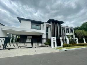 For SaleHousePinklao, Charansanitwong : House for sale grand bangkok boulevard Ratchaphruek-Charan.