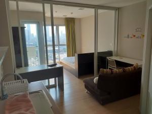 ขายคอนโดสยาม จุฬา สามย่าน : ขายคอนโด CU Terrace  ชั้น 15  ขนาด28 ตร.ม. พร้อมเข้าอยู่