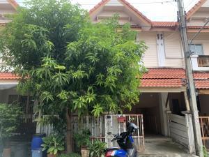 For SaleTownhouseMahachai Samut Sakhon : Kanda Baan Rim Klong 1 [Owner for sale][Own agent]