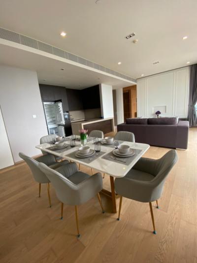 For RentCondoSilom, Saladaeng, Bangrak : For rent Saladaeng One 2 bedroom 114 sq.m.  Lumpini garden view