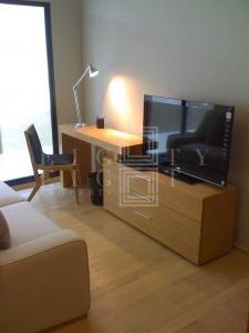 For RentCondoSukhumvit, Asoke, Thonglor : For Rent Noble Refine (34 sqm.)