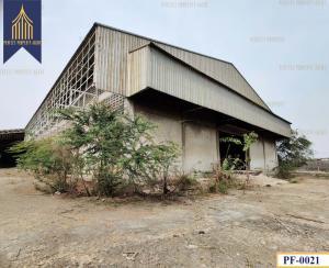 For SaleFactorySamrong, Samut Prakan : โกดัง โรงงาน พื้นที่สีม่วง ใกล้ทะเล  ตารางวาละ 45,000