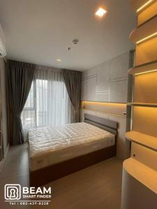 For RentCondoRama9, RCA, Petchaburi : LI061_W ✨LIFE ASOKE RAMA 9 🎉Beautiful room, decorated with marble. ready to move in