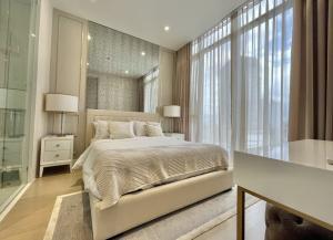 For RentCondoSukhumvit, Asoke, Thonglor : Rental : Ultra Luxury Condo , Vittorio Condo , Prompong BTS , 2 Bed 2 Bath , 83 sqm , High Floor  🔥🔥Rental : 100,000 THB / Month. 🔥🔥