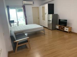For RentCondoRama9, RCA, Petchaburi : SUPALAI PARK ASOKE-RATCHADA for Rent – MRT Phra Ram 9 450 meters – Unit 34 Sq.m. 15095