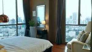 For RentCondoSukhumvit, Asoke, Thonglor : @condorental Quattro Thonglor for rent, beautiful room, good price, ready to move in!!