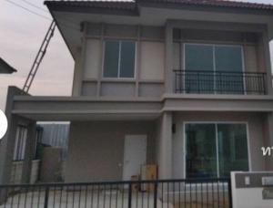 เช่าบ้านบางใหญ่ บางบัวทอง ไทรน้อย : ให้เช่าบ้าน เดอะแพลนท์ บางบัวทอง นนทบุรี มี 3 ห้องนอน 2 ห้องน้ำ พื้นที่ใช้สอย 135 ตรม