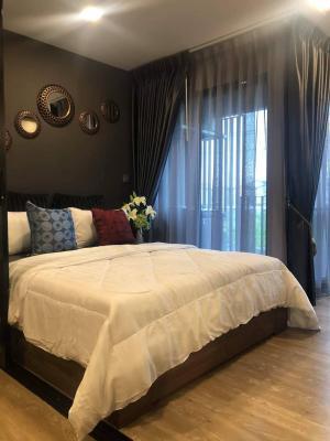 เช่าคอนโดรังสิต ธรรมศาสตร์ ปทุม : คอนโดให้เช่า KAVE Town Shift💥 แต่งสวย ระเบียงทิศเหนือ💥เครื่องใช้ไฟ้ฟ้า เฟอร์นิเจอร์ครบ  พร้อมอยู่ ลากกระเป๋าเข้าอยู่ได้เลย ขนาด 24.47 ตร.ม. ชั้น 3 ตึก C💰ราคาเช่า : 10,500 บาท / เดือน