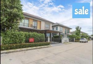 For SaleHouseNawamin, Ramindra : 🔥🔥🔥 Urgent sale!!️ Single house 🏠 Project Life Bangkok Boulevard Ramintra 65 (Life Bangkok Boulevard) @JST Property.