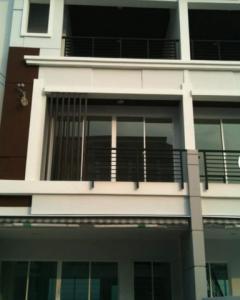 For RentTownhousePinklao, Charansanitwong : N243 Townhome for rent near BTS Bang Wa, Baan Klang Muang, Ratchaphruek Soi 6.