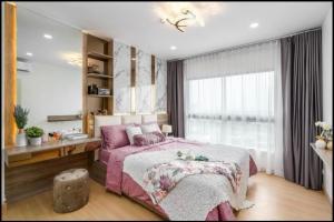 เช่าคอนโดพระราม 9 เพชรบุรีตัดใหม่ : ** คอนโด Supalai Veranda พระราม9 ให้เช่า  1 ห้องนอนชั้น 16 อาคาร A รูปห้องจริง***