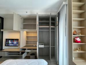 For RentCondoOnnut, Udomsuk : @condorental KnightsBridge Prime Onnut for rent, beautiful room, good price, ready to move in!!