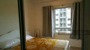For RentCondoRattanathibet, Sanambinna : A1020163 For rent Manor Sanambinnam (Manor Sanambinnam), size 26 sq. m., 17th floor, Building B.