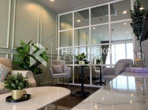 For RentCondoAri,Anusaowaree : Very cheap rent 🌷 Studio 29 sq.m., beautiful room, city view, only 20k @Ideo Q Victory
