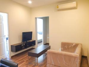For RentCondoRatchathewi,Phayathai : Very cheap rent 🌷 2 bedrooms, 46 sq.m., beautiful room, ready to move in, only 18k @The Line Jatujak Mochit