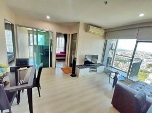 For RentCondoRatchadapisek, Huaikwang, Suttisan : For Rent Life Ratchada 💚(2BEDROOMs) Corner room