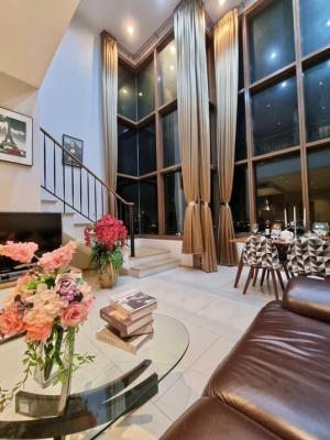 เช่าคอนโดสุขุมวิท อโศก ทองหล่อ : 🔥Risa00451 The emporio place 85ตรม ชั้น14 ตึกEast Duplex room