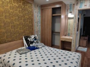 For RentCondoKaset Nawamin,Ladplakao : Condo for rent at Baan Navatara, large room, 2 bedrooms