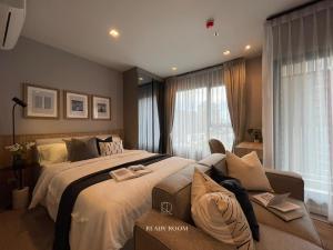 For RentCondoRama9, RCA, Petchaburi : @condorental for rent Life Asoke - Rama 9, beautiful room, good price, ready to move in!!