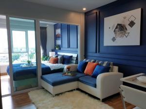 For SaleCondoOnnut, Udomsuk : 📣Quick sale📣Condo Regent Orchid Sukhumvit 101, beautiful room, ready to move in.