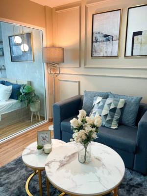 For SaleCondoOnnut, Udomsuk : 📣Quick sale📣Condo Regent Orchid Sukhumvit 101, beautiful room, special price.