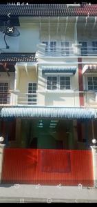 For RentTownhouseNawamin, Ramindra : For rent Ketnut Garden AOL-F68-2107004244.