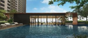 ขายคอนโดท่าพระ ตลาดพลู : ขาย/เช่า Aspire Sathron-Taksin วิวดีสุดในตึก! 1 นอน 1 น้ำ 1 ห้องครัว 28.9 ตรม ตึกบริคโซน ตึก 8 ชั้น