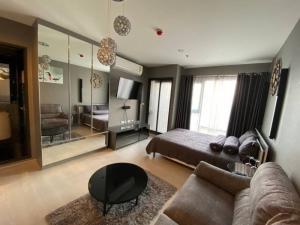 For SaleCondoSukhumvit, Asoke, Thonglor : 🌟Rhythm Sukhumvit 36 - 38 for sell 4.35MB. Studio room 25 sq.m. fl.22 Fully furnished, Ready move in near BTS Thonglor🌟