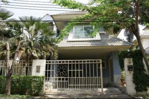 ขายบ้านอ่อนนุช อุดมสุข : ขายบ้านเดี่ยว หมู่บ้านพรไพลิน สุขุมวิท 101/1 4 ห้องนอน มีพื้นที่รอบบ้านเยอะ
