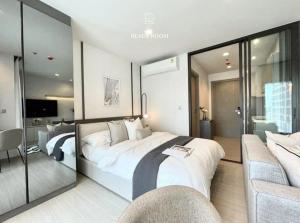 For RentCondoRama9, RCA, Petchaburi : #Recruiting a lot of customers #sarcastic 📣 Life Asoke-Rama9 for rent. Good price. Very beautiful decorated room!!️